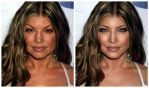 retouching 09 - fergie by untrue