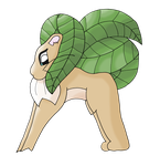 Fakemon: 003 Lefirral V2 by bubblewrap-pancakes