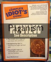 Book Review: Complete Idiot's Guide to Paganism by sarahsmiles916