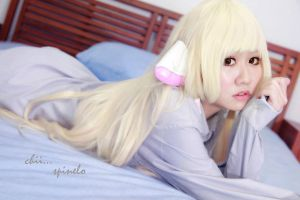 Chobits - Shirt Chii by Xeno-Photography
