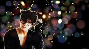 Donghae Light Edit 2 by TrinityAng3l
