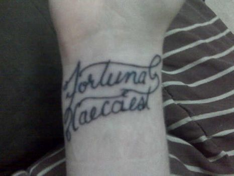 First Tatoo by BarSinister