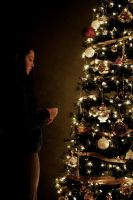 decorating the tree by AJT-Photography