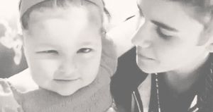 Mrs Bieber and Mr Bieber. by MissMandarina