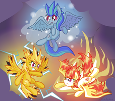 NATG3-10: Legendary Pegasi by Cazra