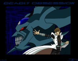Kaiba's Obsession by DarkFeather