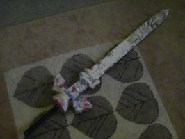 WIP Master Sword Project 3 by DaffydWagstaff