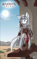 Commission: Altair by Chibi-Nuffie