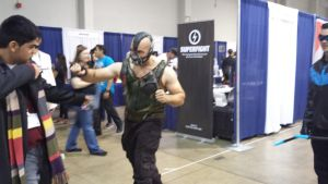 Bane vs The Doctor Writer by TheDoctorWriter