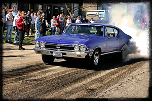 68 Chevelle by Xtr3m3-FF