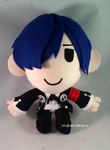 Persona 3 MC by PlushMayhem
