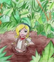 Commission: In the jungle by Zeliga
