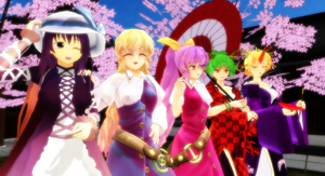 :MMD: A Typical Spring Day by gochawan
