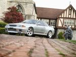Nissan Skyline 1990 GT-R pic 1 by catsvsfox