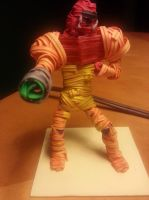 twist tie samus by justjake54