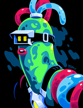ARMS - Helix by Kaigetsudo