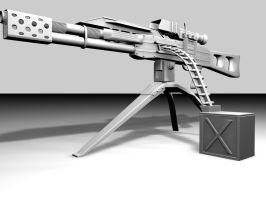 WIP: Gauss-Rifle by MC-Gun