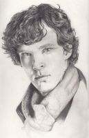 Yet Another Sherlock by livia-carica