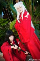 Inuyasha Cosplay: What are you looking at by VariaK
