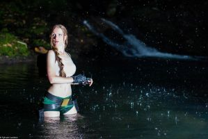 Night rain by LuceCosplay