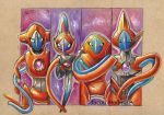 Deoxys by jmonkey2105