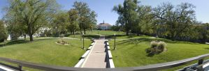 Quad Panorama by FoxMcCarther