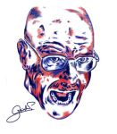 Walter White by CjBairstow