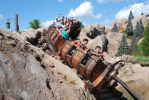 Seven Dwarfs Mine Train by frightmare99