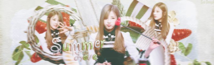 190515 - Summer Love (Chorong) by SueDesigner