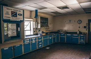 Waste Water Laboratory by 5isalive