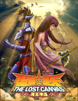 Saint Seiya: Lost Canvas by theSadSon