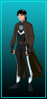 DCOC- Lycan (Young Justice Style) by Skele