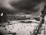 afternoon at the Louvre by VaggelisFragiadakis