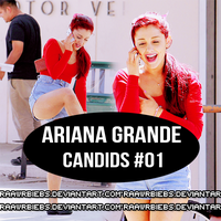 Ariana Grande ~Candids~ by RaawrBiebs