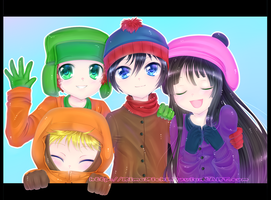 South Park by RimaPichi