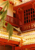 Chinese Pagode by Brem