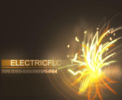 Electric Flow brushes photoshop by Kevinleyrobinho