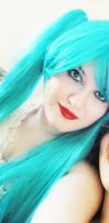 Miku Wig III by Morbid0beauty