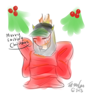 Merry Christmas by Poet-of-all-Art
