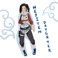 Nejiten Daughter by BayneezOne