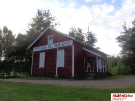 Community Hall Museum, Riihimaki, Finland by MiMaExtra