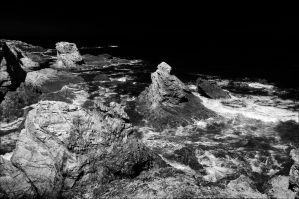 Dark Black Sea by Jack-Nobre