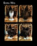 Commission: Sora Wig by xYaminogamex
