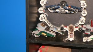 Lego Star Wars Collection Pt 24 by wingzero-01-custom