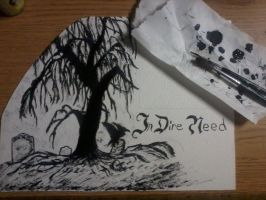 In Dire Need by Kidbomber