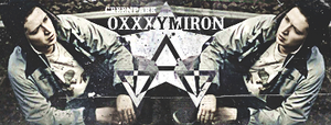 Oxxxymiron by React1v