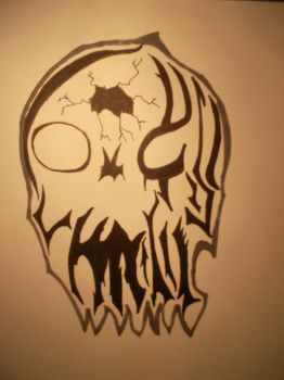Skull by Tyreon
