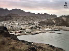 Mountains of Aden by CoderAdenPhotographe