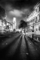 City lights by 2-00am-photography