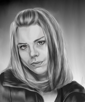 Rose Tyler by NothingButTheBeat